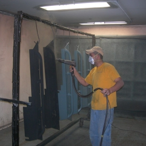 Premier Powder Coating - Denver Colorado
