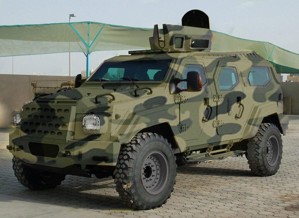 Denver Powder Coating - Military